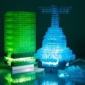 Block Light LED